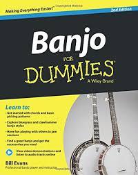 Backyard Music Banjo Amazon Com Banjo For Dummies Book Online Video And Audio