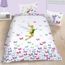 chambre bébé fée clochette housse de couette disney fairies fée clochette 140 x 200 cm