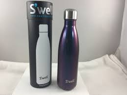 s u0027well swell supernova purple insulated to go bottle nib 9 oz