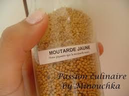 moutarde blanche en cuisine raconte moi une épice 6 graines de moutarde culinaire