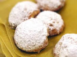 almond snowball cookies recipe food network kitchen food network