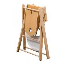 chaise haute b b pliante chaise haute pliante tinéo