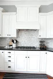 backsplash for black and white kitchen backsplash white kitchen cabinets subscribed me