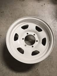 lexus rims bubbling for sale one late model fj40 oem wagon wheel portland or