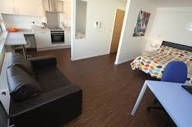 1 Bedroom Student Flat Manchester Holly Court Luxury Student Accommodation In Bristol Studios