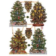 large decorated tree scraps germany new for 2013