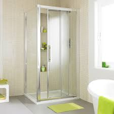 Sliding Shower Doors For Small Spaces Small Sliding Shower Doors Home Romances