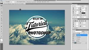 tutorial membuat logo di photoshop cs4 tutorial untuk membuat logo mudah di photoshop cs4 youtube