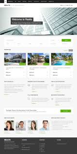 realto wordpress theme for real estate companies by favethemes