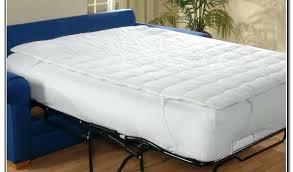Mattress Pad For Sleeper Sofa Sleeper Sofa Mattress Topper Adrop Me