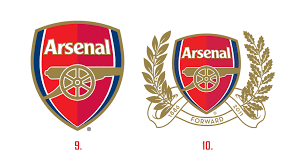 the arsenal crest history news arsenal com