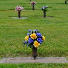 Easter Decorations For A Grave by Flowers For Cemeteries Inc
