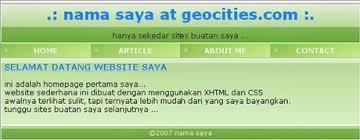 tutorial membuat web html sederhana tutorial membuat website sederhana dengan html urbandistro