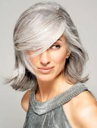 grey streaks in hair unlock the keys to absolutely irresistible gray hair hairstyle blog
