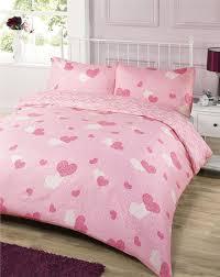 Leopard Print Duvet New Leopard Print Duvet Set With Hearts Super King Quilt Cover Bed
