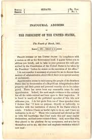 ap us government study guide president lincoln u0027s first inaugural address 1861 ap us history