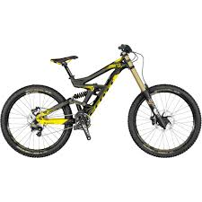 scott gambler wc10 for downhill frame gambler 7005 alloy