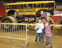 monster truck show boston evan and lauren u0027s cool blog 2 17 13 monster jam pit party and
