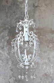 details zu kronleuchter lüster lampe weiß antik eisen vintage