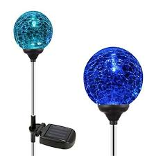 Crackle Globe Solar Lights by 116 Best Outdoor Solar Lights Images On Pinterest Solar Lights