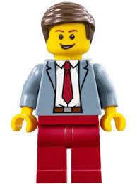 lego office bricklink minifig twn278 lego office worker 40172 town