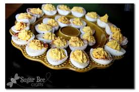 deviled eggs trays deviled eggs sugar bee crafts