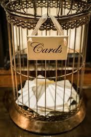 wedding gift holder favors gifts photos birdcage card holder at wedding inside