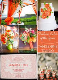 color palettes bright orange tangerine 2012 color of year