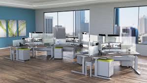 dispatch console control room furniture design manufacturer