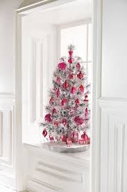 red white christmas tree decor idolza cool christmas deorations imanada design ideas holy colorful tree decorations beautiful silver tinsel pink ornaments mini