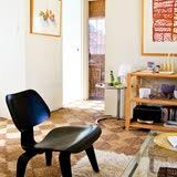 Area Rug On Carpet Decorating Living Rooms With Rugs On Carpets Apartment Therapy