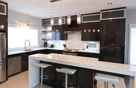 comptoir cuisine montreal chambre enfant cuisine moderne cuisine chic avec portes stratifie