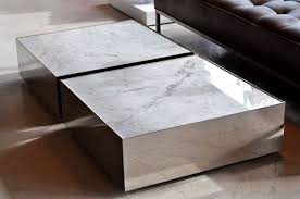 carrara marble coffee table modern coffee table for gold coffee