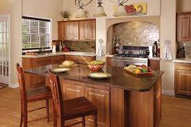 Hickory Kitchen Island Kitchen Room Design Custom Made Kitchen Cabinets With Hickory