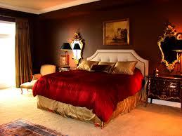 bedroom color red home design ideas