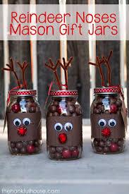 25 fun christmas gift ideas reindeer noses sad and november