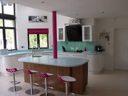 Corian Portland Oregon Dupont Corian Countertops In Mint Ice Are Complimented Well With