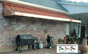 Awnings Covers Copper Patio And Bbq Covers Copper Awnings Projects Gallery