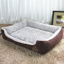 excellent quality large breed dog bed sofa house cot pet bed catt