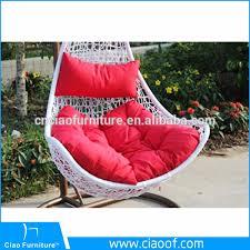 Patio Chair Swing Comfortable Patio Chair Hammock Cacoon Single Swing Chair Leaf