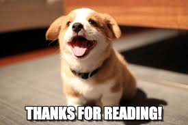 Corgi Puppy Meme - thanks for reading corgi puppy meme on memegen