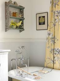 Bright Yellow Bathroom by A Look Inside Sarah U0027s House Sarah Richardson Marble Countertops