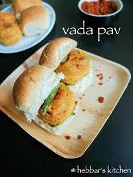 kitchen recipes vada pav recipe mumbai vada pav recipe hebbar s kitchen