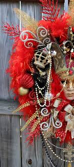 new orleans masquerade masks girl s wreaths where the difference is in the details
