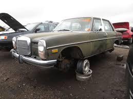 car junkyard netherlands junkyard find 1973 mercedes benz 220 the truth about cars
