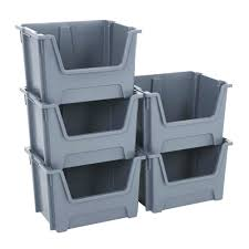 storage bins plastic storage boxes with lids uk food containers