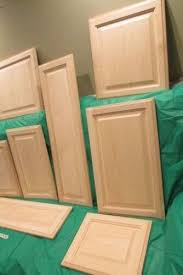 unfinished solid wood kitchen cabinet doors solid wood maple unfinished raised panel kitchen cabinet