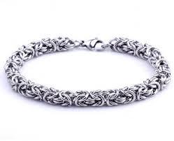 men steel bracelet images Elegant stainless steel men bracelet unique mens jewelry by mens jpg