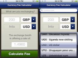 bureau de change calculator currency exchange fee calculator work out what you re paying