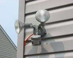 Wiring Outdoor Flood Lights - wall of shame oc home inspections